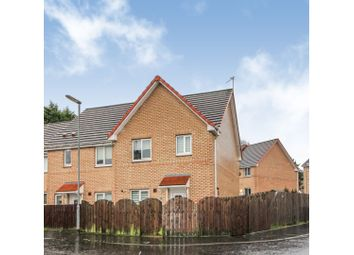 3 bed end terrace house for sale in Strachur Crescent, Glasgow G22