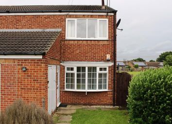 Thumbnail 2 bed flat for sale in Handsworth Gardens, Armthorpe, Doncaster