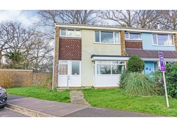 Thumbnail 3 bed semi-detached house for sale in Hermitage Close, Southampton