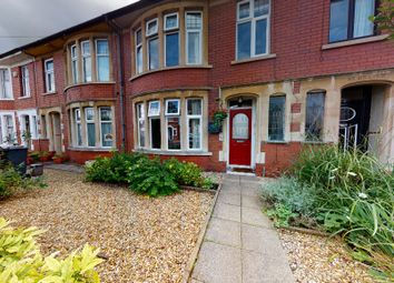Thumbnail 4 bed terraced house for sale in Waun Y Groes Road, Rhiwbina, Cardiff