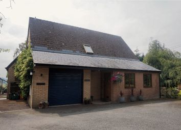 Thumbnail 3 bed detached house for sale in Trefonen, Oswestry
