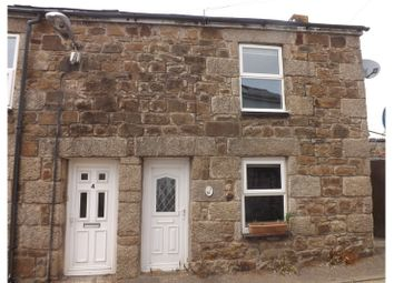 Thumbnail 2 bedroom end terrace house for sale in Albert Place, Camborne