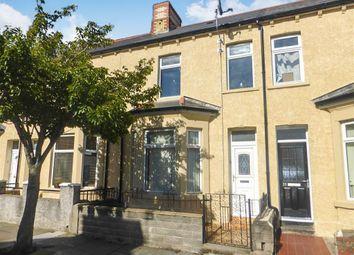 Thumbnail 3 bedroom terraced house for sale in Castleland Street, Barry