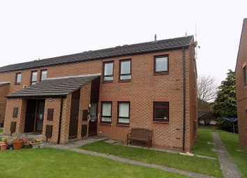 Thumbnail 2 bedroom flat for sale in St. Peters Close, Carlisle