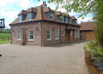 Thumbnail 5 bed detached house to rent in Charlton, Hitchin