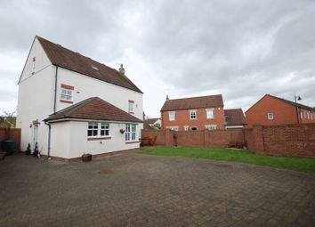 Thumbnail 4 bedroom detached house for sale in Warkworth Woods, Gosforth, Newcastle Upon Tyne