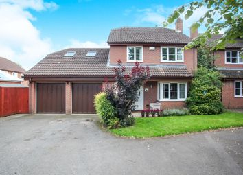 Thumbnail 5 bedroom detached house for sale in Bewdley Close, Harpenden