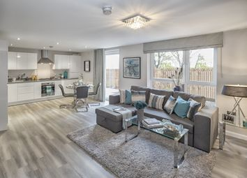 "Thumbnail 2 bed flat for sale in ""Cormorant"" at Park Road, Aberdeen"