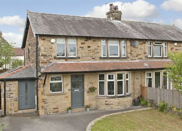 Thumbnail 4 bed semi-detached house for sale in 6 Kingsway Drive, Ilkley, West Yorkshire