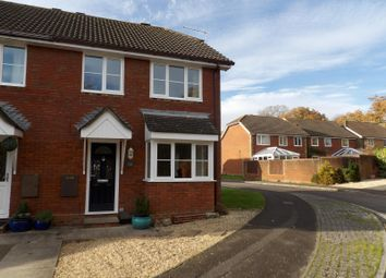 Thumbnail 3 bed semi-detached house to rent in Jenkyns Close, Botley, Southampton