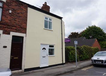 Thumbnail 2 bed end terrace house for sale in Hale Street, Warrington