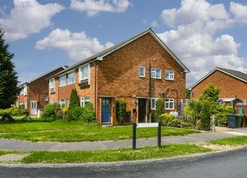 Thumbnail 2 bed maisonette for sale in Lavender Road, West Ewell, Surrey