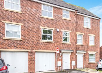 Thumbnail 4 bed town house for sale in Herongate Road, Humberstone, Leicester
