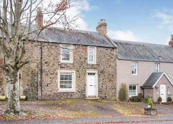Thumbnail 3 bed terraced house for sale in Main Street, Morebattle. Nr Kelso