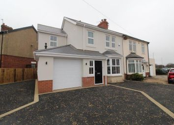 3 bed semi-detached house for sale in Plessey Road, Blyth NE24
