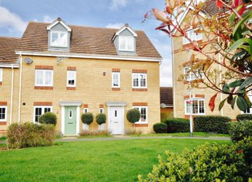Thumbnail 4 bedroom end terrace house for sale in Sovereign Court, Rushden