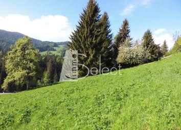 Thumbnail Land for sale in Les Perrières, Les Gets, Taninges, Bonneville, Haute-Savoie, Rhône-Alpes, France