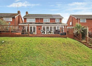 Thumbnail 4 bed detached house for sale in Avon Green, Wyre Piddle