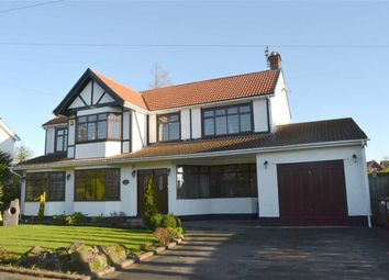 Thumbnail 4 bed detached house for sale in Crossdale Road, Bromborough, Wirral