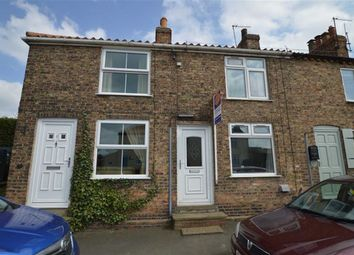Thumbnail 2 bed cottage for sale in Main Street, Sigglesthorne, East Yorkshire