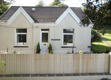 Thumbnail 3 bed detached bungalow for sale in Fagwr Road, Craig-Cefn-Parc, Swansea