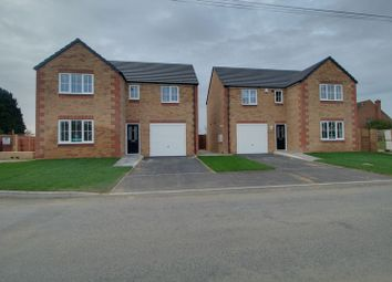 Thumbnail 4 bed detached house for sale in Plots 5 And 6. Hollow Road, Ramsey Forty Foot, Huntingdon