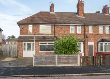 Thumbnail 4 bedroom end terrace house for sale in Ampleforth Grove, Hull