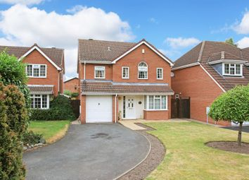 Thumbnail 4 bed detached house for sale in 6 Moat Close, Shawbirch, Telford