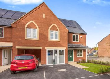 Thumbnail 4 bed town house for sale in Grosvenor Gate, Humberstone, Leicester
