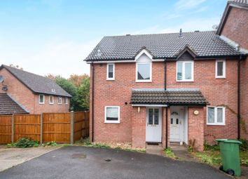 Thumbnail 2 bed property to rent in Rochester Close, Basingstoke