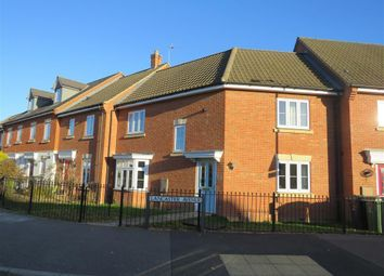 Thumbnail 3 bed terraced house to rent in Lancaster Avenue, Watton, Thetford