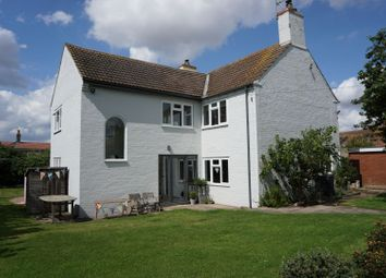 Thumbnail 4 bed detached house for sale in Main Street, Rampton
