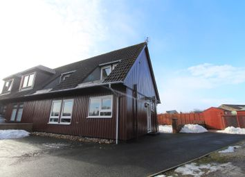 Thumbnail 2 bed semi-detached house for sale in Simpson Avenue, Inverurie