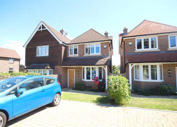 Cornford Crescent, Berwick, Polegate BN26. 2 bed semi-detached house