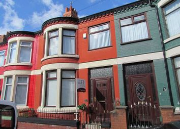 Thumbnail 3 bed terraced house to rent in Isabel Grove, Clubmoor, Liverpool