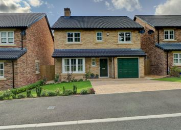 Thumbnail 4 bed detached house for sale in Mason Avenue, Consett