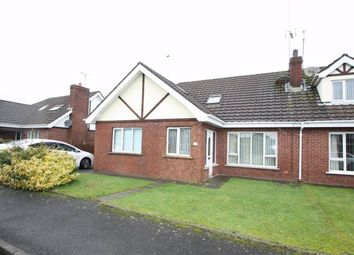 Thumbnail 5 bed semi-detached bungalow for sale in Cumber Grange, Ballynahinch, Down