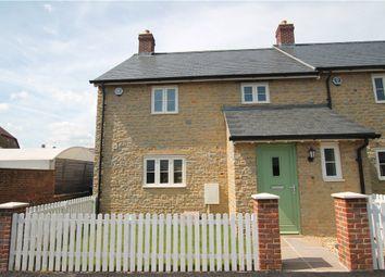 Thumbnail 3 bedroom end terrace house for sale in Station Road, Stalbridge, Sturminster Newton, Dorset