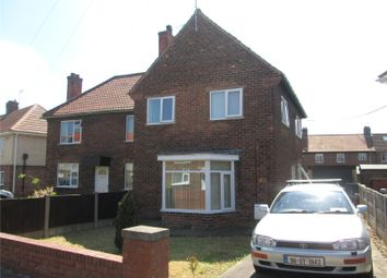 Thumbnail 3 bed semi-detached house for sale in Ramsden Avenue, Langold, Nottinghamshire