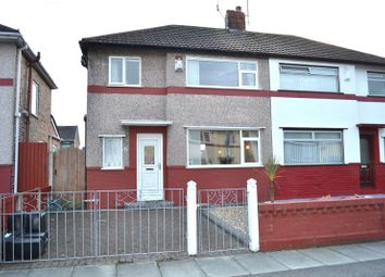 Thumbnail 3 bed semi-detached house to rent in Linden Avenue, Bootle
