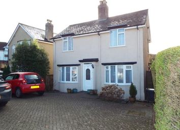 Thumbnail 4 bed detached house for sale in Honiton, Devon, England