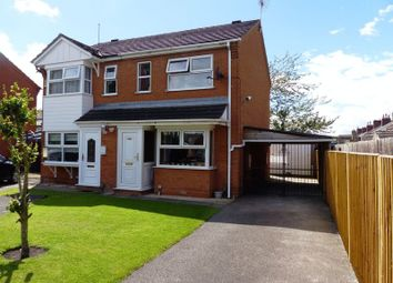 Thumbnail 2 bed semi-detached house for sale in Hope Street, Lincoln