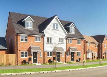 """Thumbnail 3 bed end terrace house for sale in """"The Hulsfield"""" at Sheerwater Way, Chichester"""