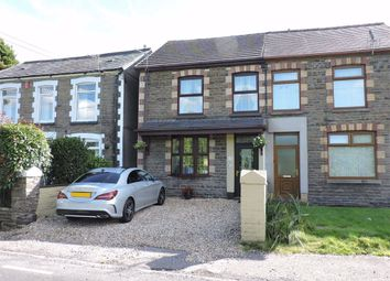 Thumbnail 3 bedroom semi-detached house for sale in Ynyswen Terrace, Crynant, Neath