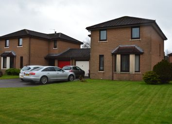 Thumbnail 4 bed link-detached house for sale in Garnie Oval, Erskine