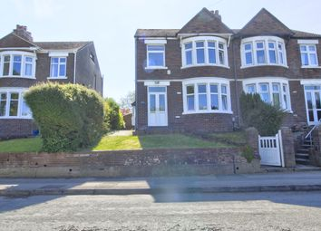 Thumbnail 3 bedroom semi-detached house for sale in Claude Road West, Barry