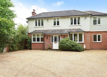 Thumbnail 5 bedroom detached house for sale in Ascot, Berkshire