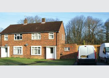 Thumbnail 3 bed semi-detached house for sale in 21 Fort Road, Halstead, Kent