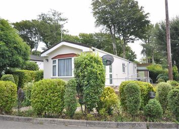 Thumbnail 1 bed mobile/park home for sale in Downsview Road, Deanland Wood Park, Golden Cross, Hailsham