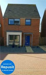 Thumbnail 4 bed detached house to rent in Waterhouses, Elba Park, Houghton Le Spring, Tyne And Wear